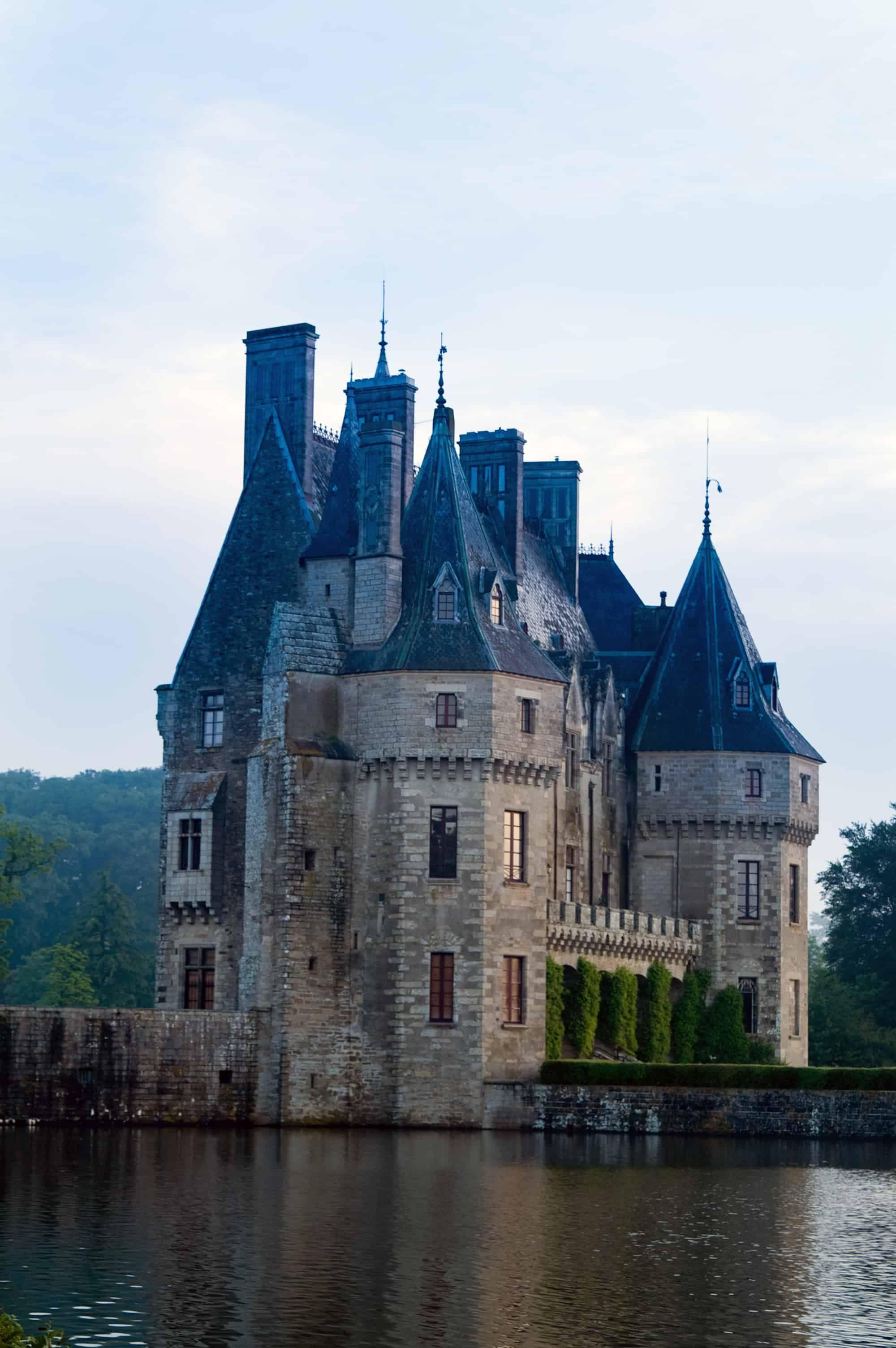 Chateau De Dangu French Architecture Castle House France Travel