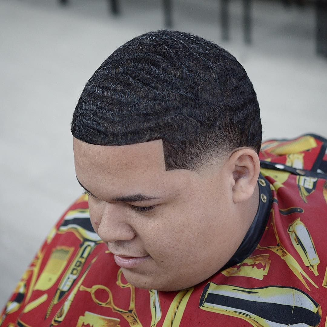 Taper Fade For 360 Waves Hair Waves 360 Waves Hair Mens Hairstyles
