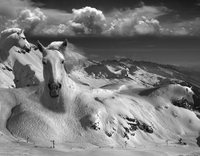 Clever Photo Manipulations by Thomas Barbéy