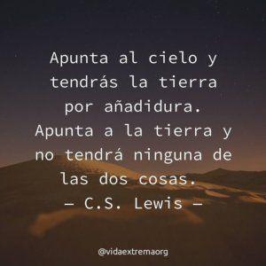 Frase De C S Lewis Sobre La Eternidad Con Jesucristo