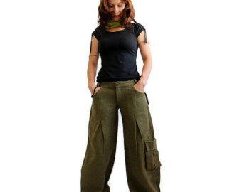Harem Pants - Aladdin Trousers - Afghani Pants - Alibaba Pants - Rave - Psy - Men - Women - Cotton kpykaVEH