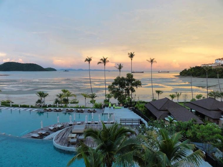 Radisson Blu Plaza Resort Et Panwa Beach In Cape Thailand