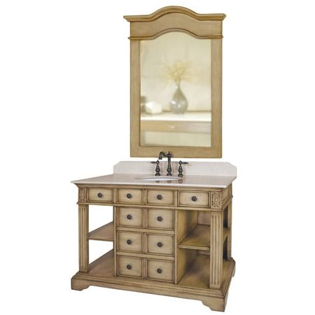 I Pinned This Belle Floret Vanity From The Country Bath Event At Joss And Main Home
