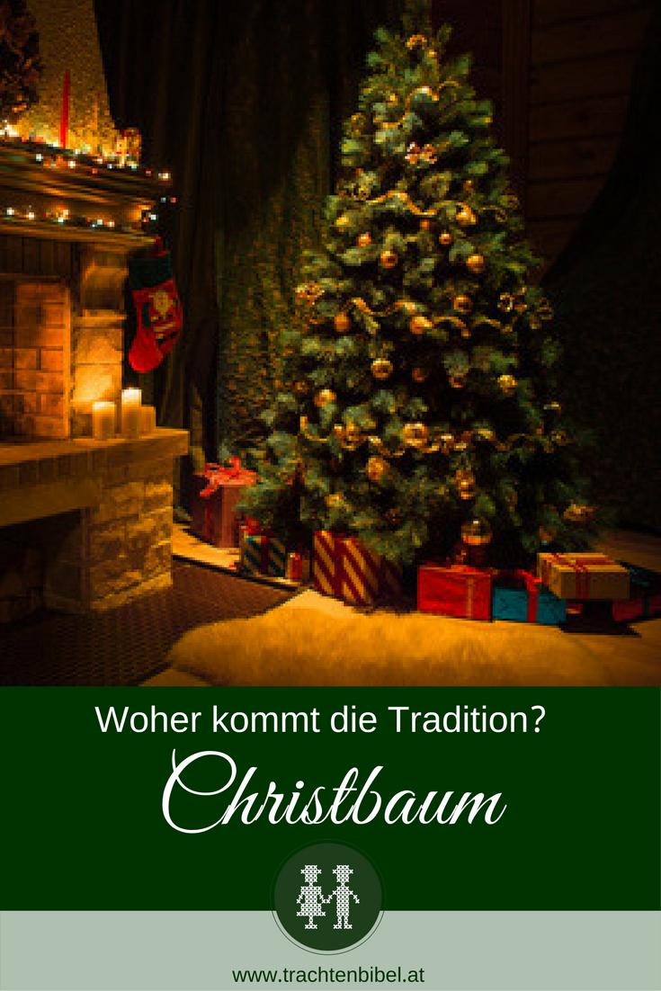 Woher Kommt Der Christbaum