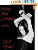 Free Kindle Books - Poetry - POETRY - FREE -  Chains And Firelight