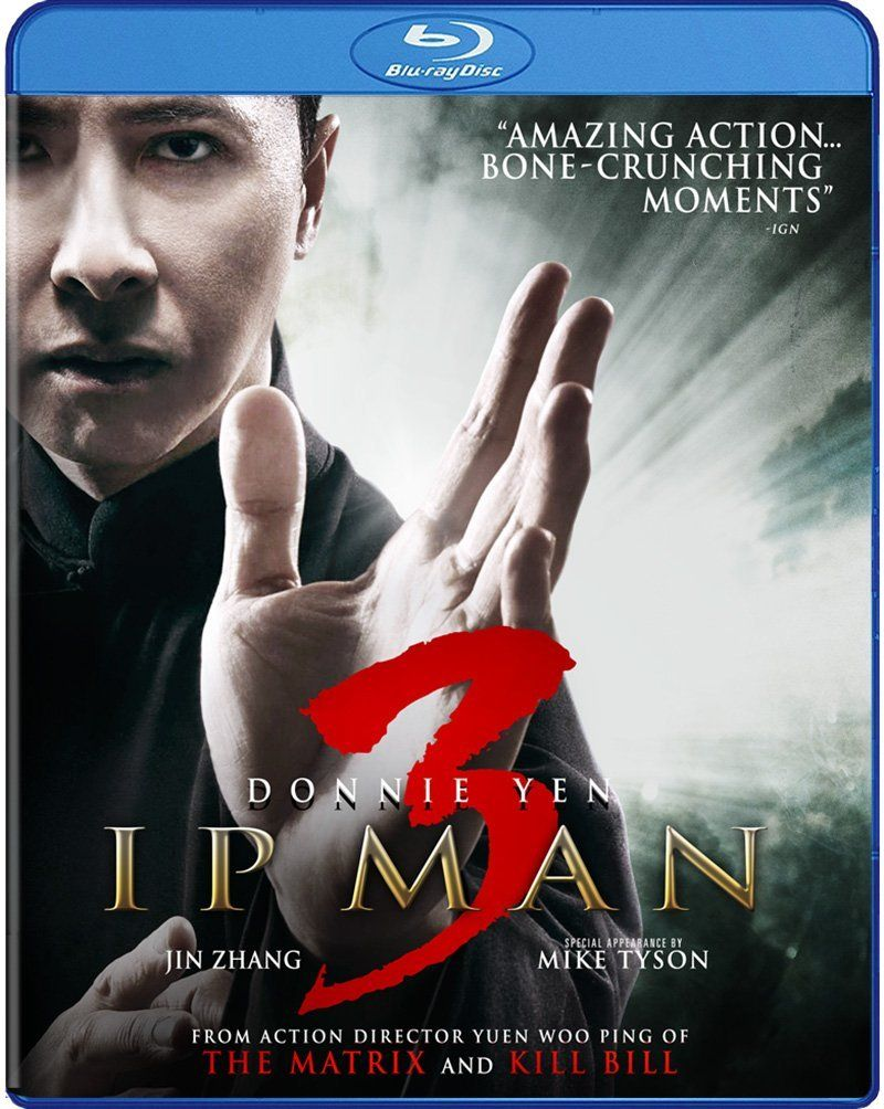 Dvd Blu Ray Ip Man 3 2016 Ip Man 3 Ip Man Movie Ip Man