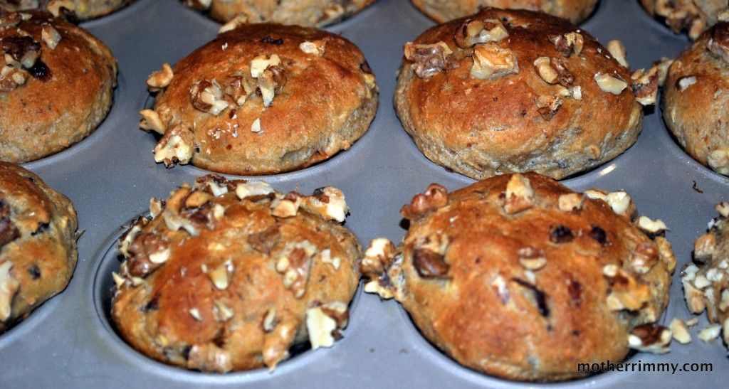 Buns? Rolls? Muffins? Bread Machine Apple Breakfast Buns ...