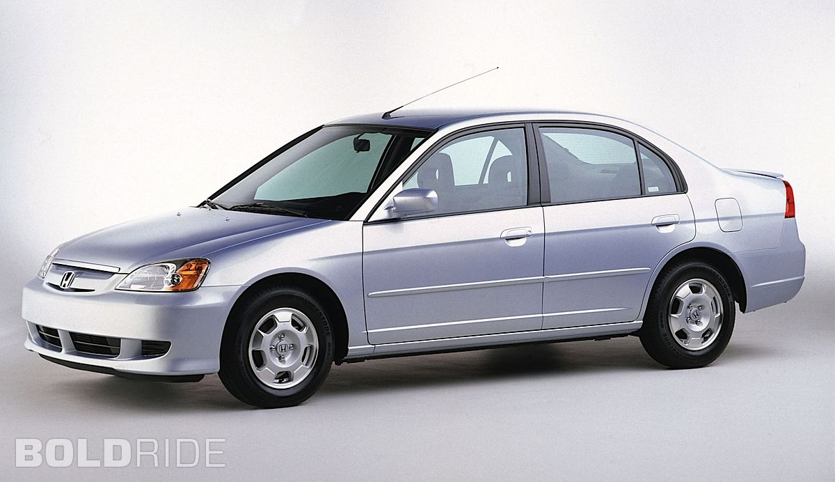 From Honda Press The 2003 Honda Civic Hybrid Ushers In A New Era Of High  Efficiency Transportation By Incorporating The Second Generation Of Ho    Second ...