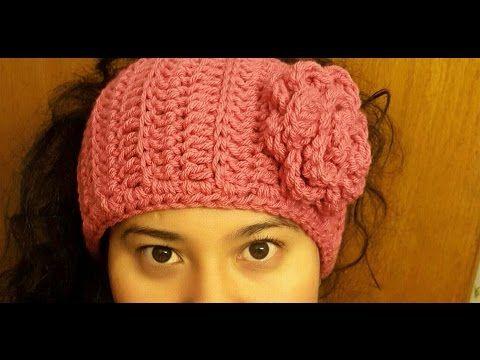 Gorro paso a paso en crochet(ganchillo) para mujer - YouTube ... 2372c404b10