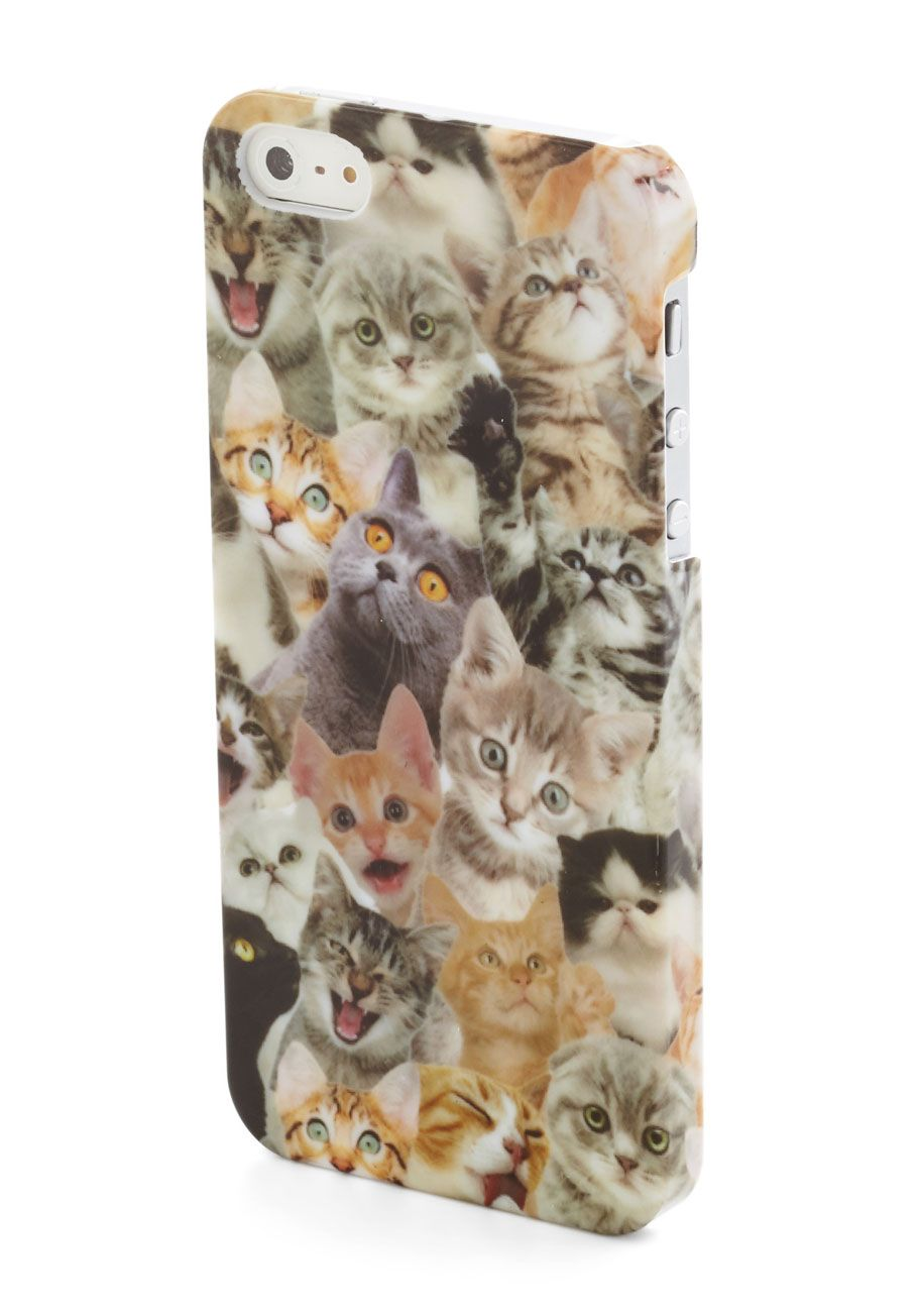 Meow Can I Help You Iphone 5 5s Case Answer Calls With Adorable Flair Your Iphone Cradled By This C Cats Iphone Cases Cats Phone Case Phone Case Accessories