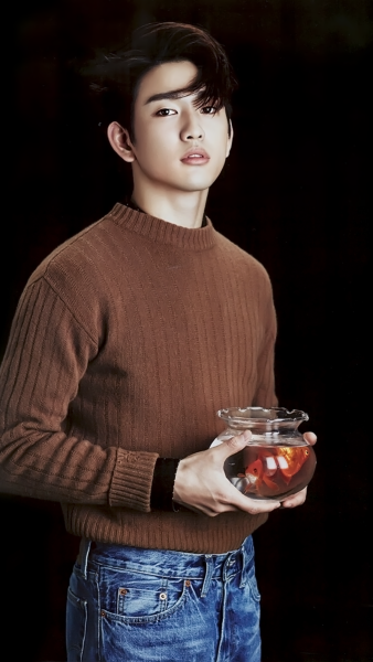 a SPELLCASTER brewing potion  | story || untitled | Got7