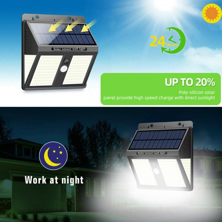 Sunnylar250 Solar Garden Lamp In 2020 Solar Garden Lamps Solar Lamp Solar Garden