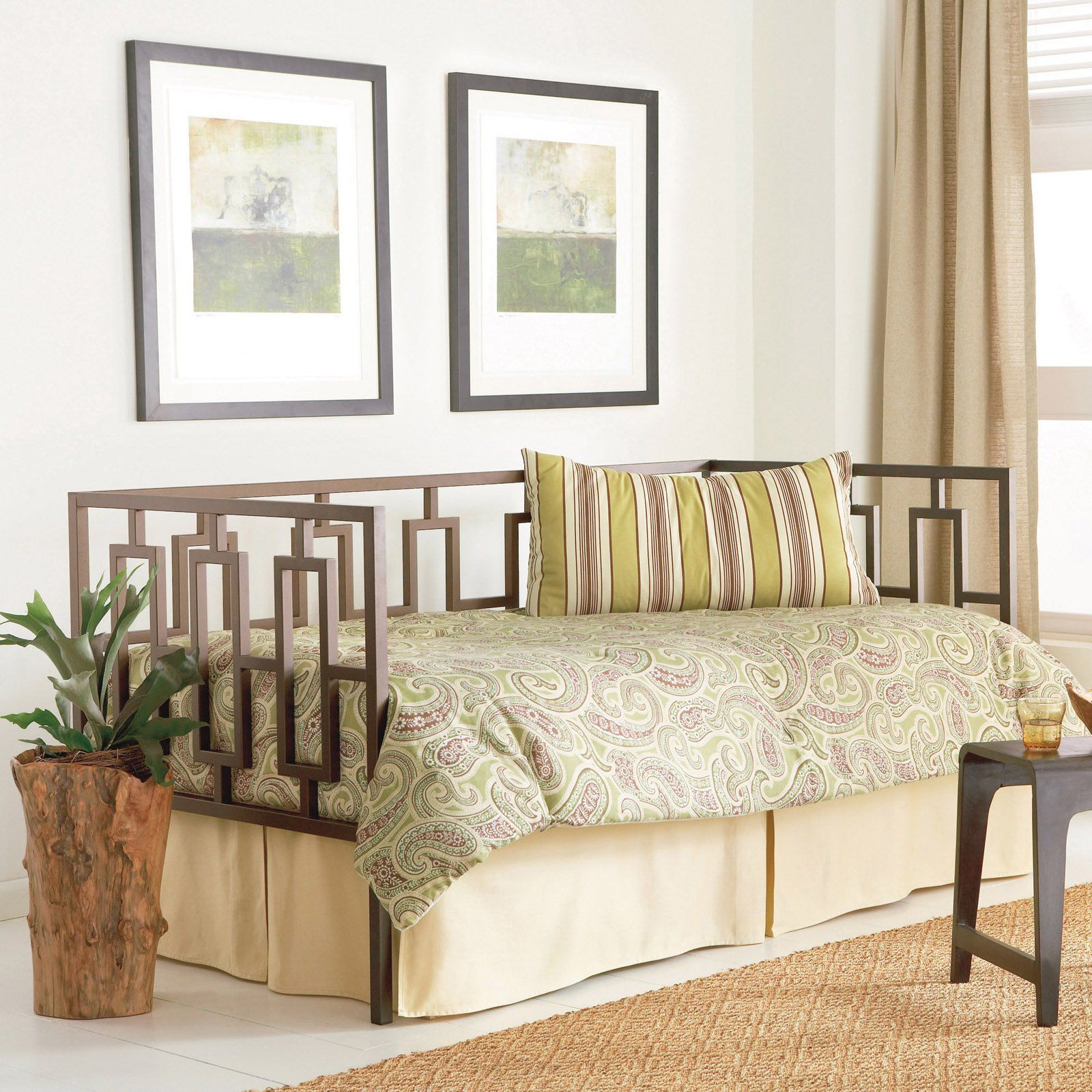 Fashion Bed Group Miami Daybed B60047 Products Metal