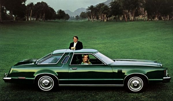 Tbird1977darkjade Ford Thunderbird Ford Thunderbird