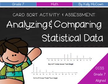Analyzing and Comparing Statistical Data