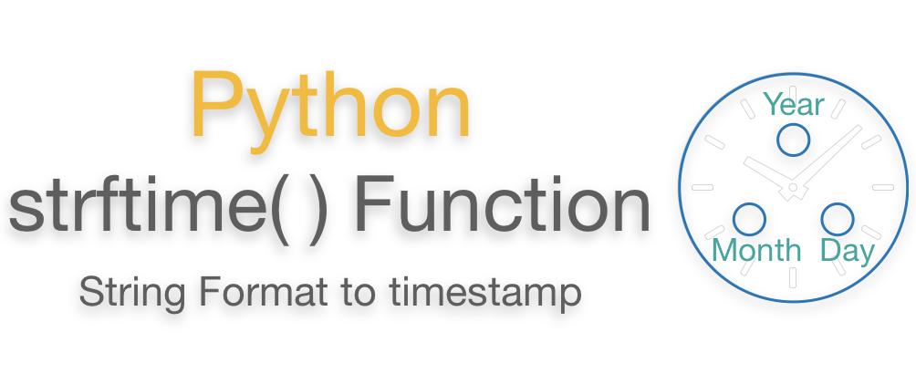 Python strftime Function | milliseconds | Examples | Python