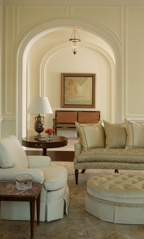 Traditional Living Room Design By Atlanta Interior Designer Dillard Group Llc