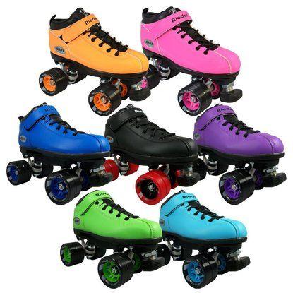 Riedell Dart Quad Speed Roller Skates | Speed roller skates, Speed skates,  Roller derby