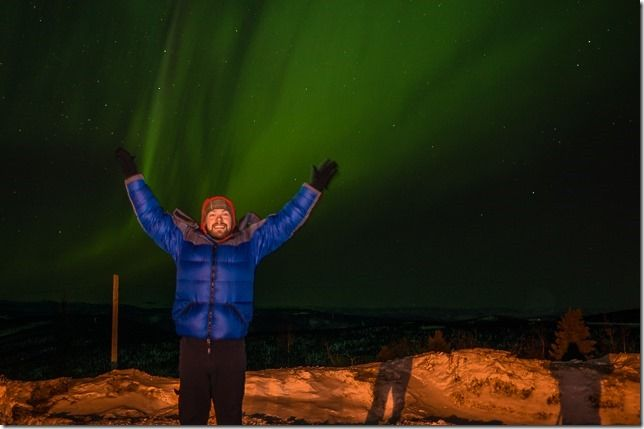 Chasing The Northern Lights In Fairbanks Alaska   A Truly Incredible Sight