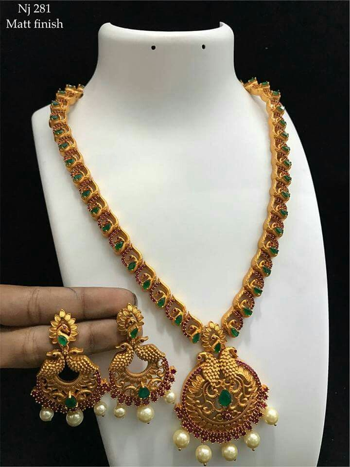 0bccbd1dbfb6f Order what's app 7995736811 | gold model in 2019 | Jewelry, Indian ...