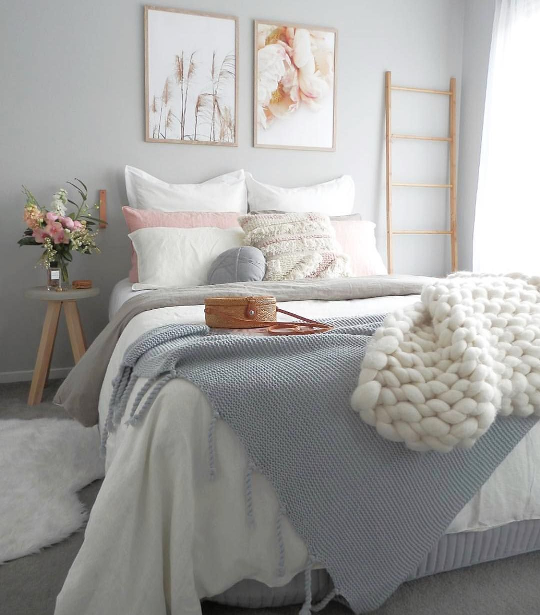 ❤ Dreamy bedrooms on Instagram • photo © @woolandwillow #bedroom ...