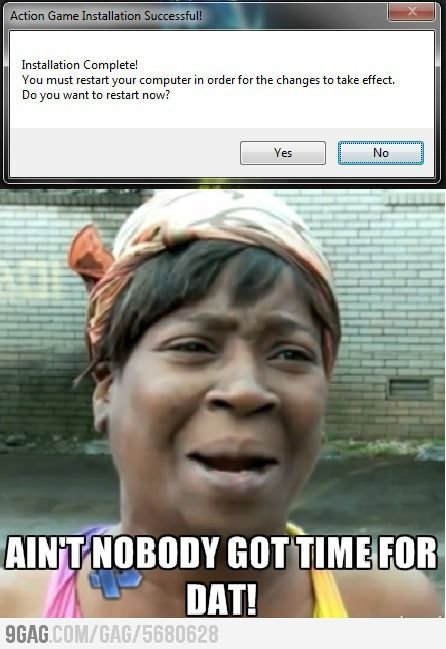ain't nobody got time for dat