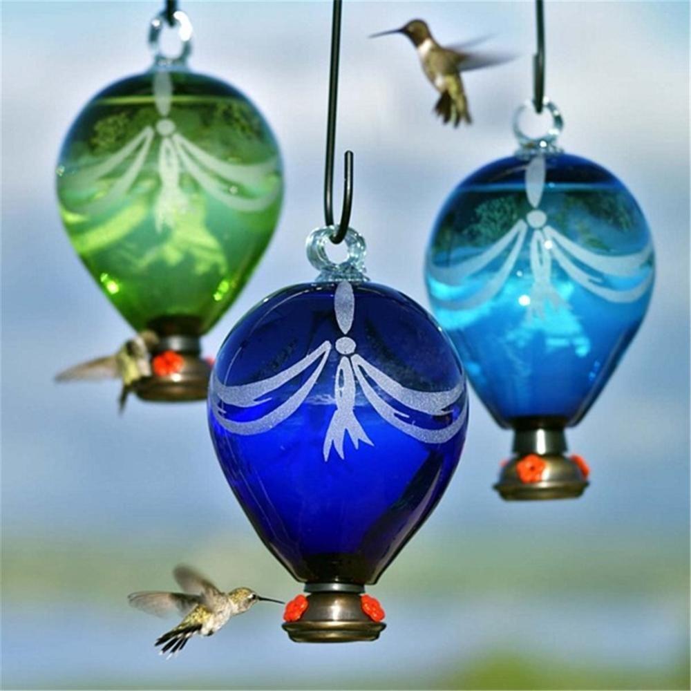 Eighty Days Dew Drop Hummingbird Feeder