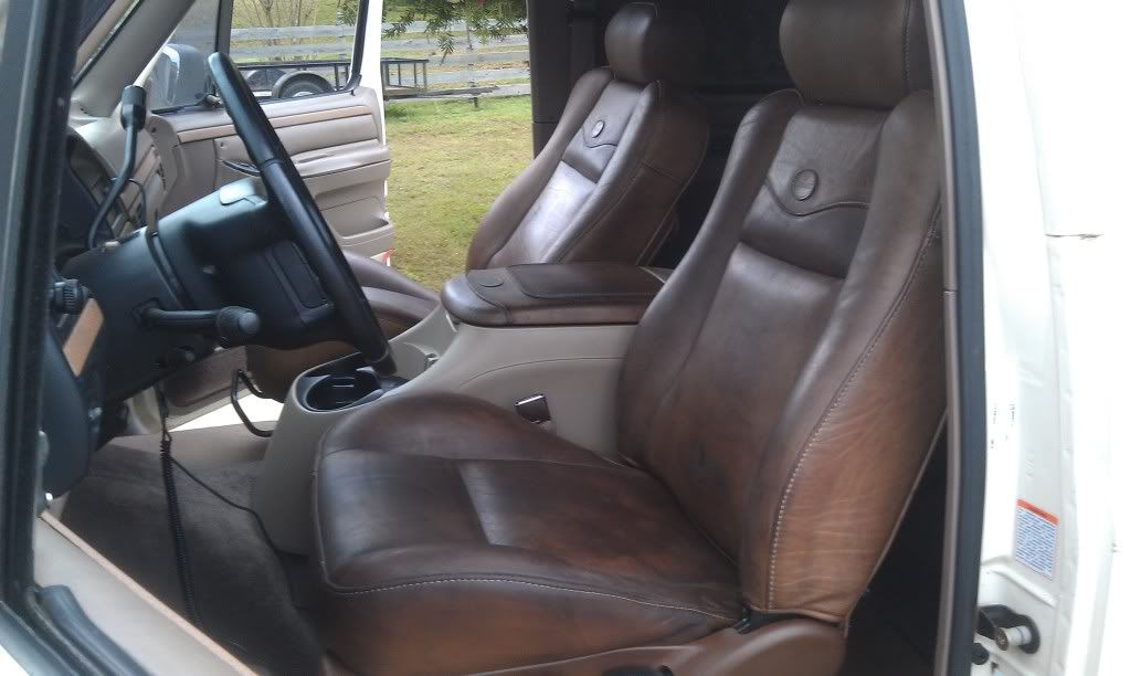 1995 Bronco With King Ranch Interior Ford Bronco Forum King Ranch Interior Bronco King Ranch