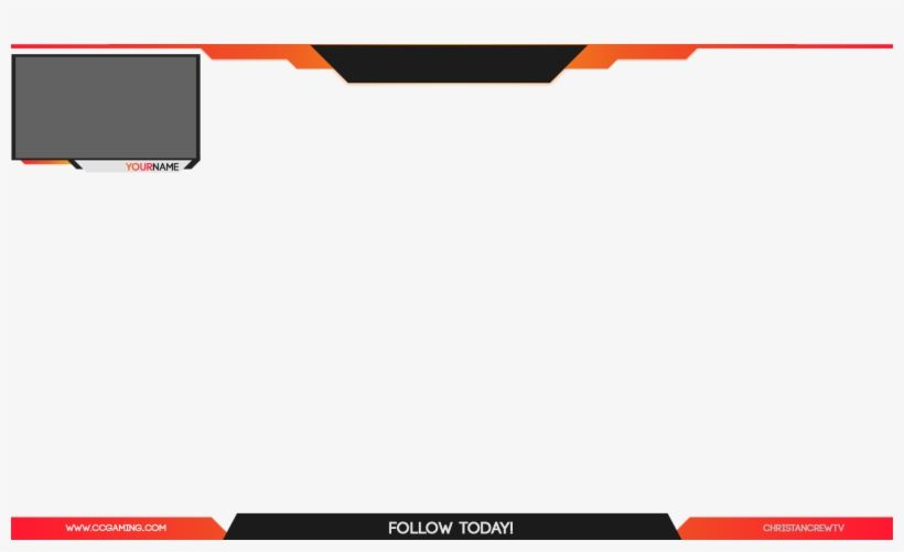 100 Free Twitch Facecam Overlay Template Twitch Overlay Template Overlays Free Overlays Templates