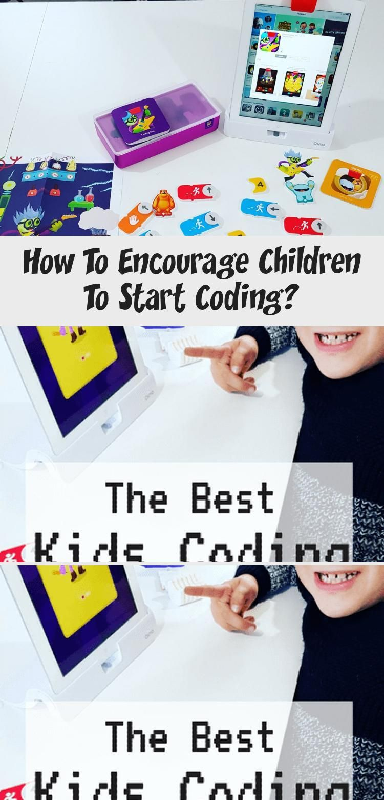 How To Encourage Children To Start Coding? KIDS in 2020