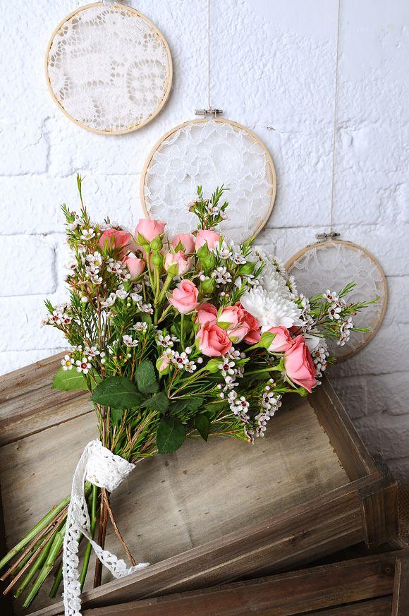 arreglos florales de arbolande originales y elegantes
