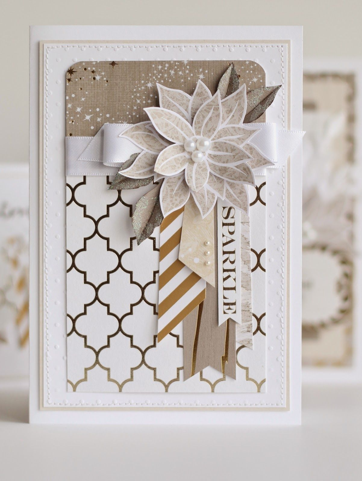 My Creative Corner Cards Pinterest Christmas Cards Cards And