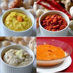 Cara Membuat 4 Jenis Bumbu Dasar Masakan Untuk Stok Selama Ramadhan Masakan Indonesia Makanan Sehat Resep Masakan Asia