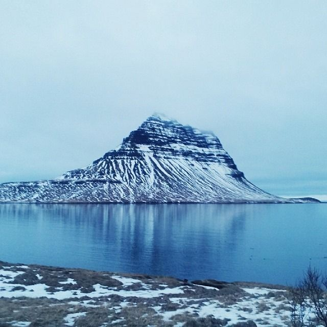 KIRKJUFELL - THE HOTTEST MOUNTAIN IN ICELAND RIGHT NOW #ICELAND #WESTICELAND #KIRKJUFELL