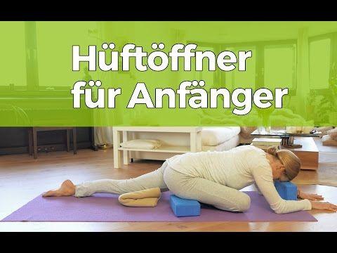 Hüftschmerzen - Beckenschiefstand - Beste Übungen - verkürztes Bein - Dehnen - Mobilisieren - YouTube #yogaypilates