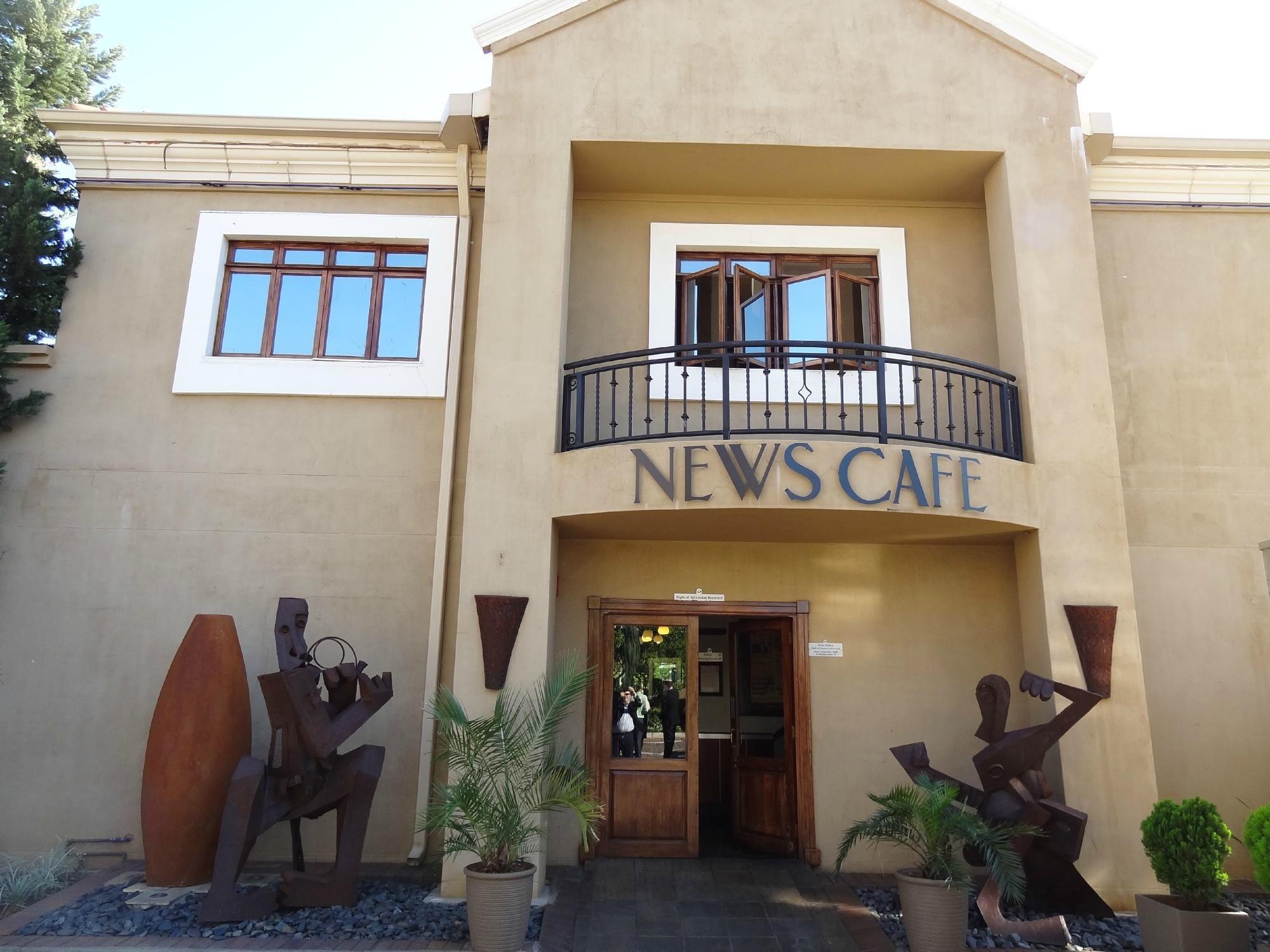 News Cafe, Gaborone Restaurant Reviews, Phone Number