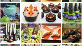 Falloween Pinterest Halloween Treats III