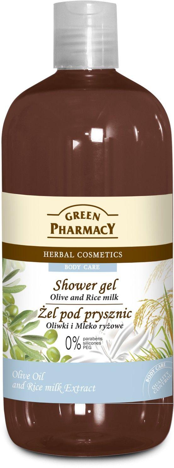 Żel pod prysznic Oliwki i Mleko ryżowe - kliknij w produkt i przejdź do sklepu
