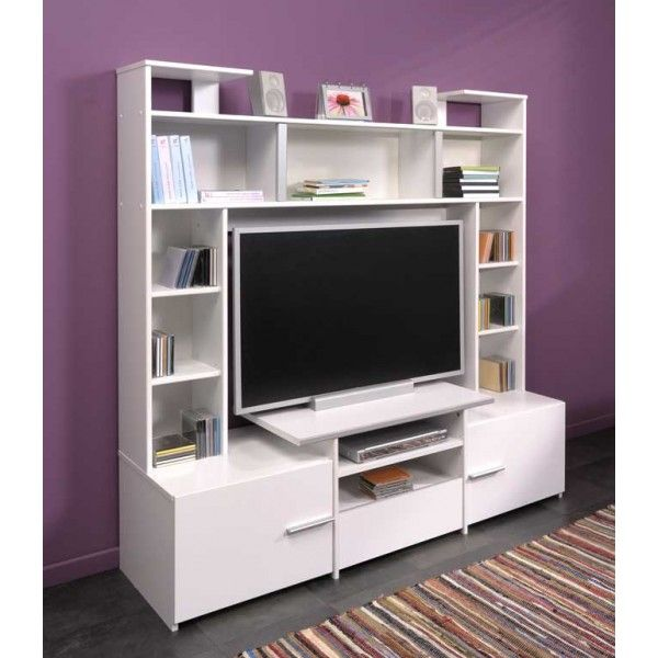 Buy Parisot Forum TV Wall Unit From   The UKu0027s Leading Online Furniture And  Bed Store