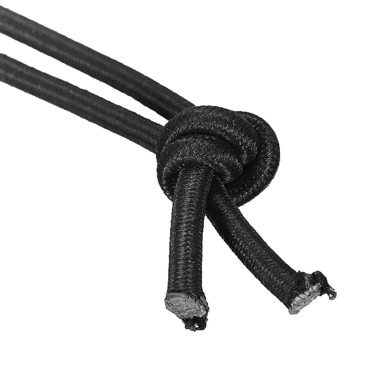 Military Webbing Elastic Cord Cable Storage Hang Buckle Roll Wire
