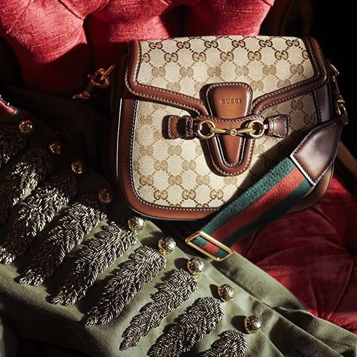 d4b93ec8bc7 5 Gucci Facts You Never Knew via  WhoWhatWear