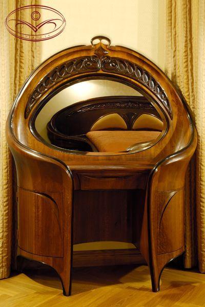 Little Table Toilette  Furniture Art  Yuri Moshans. Bildresultat f r art nouveau workshop   Art Nouveau   Pinterest