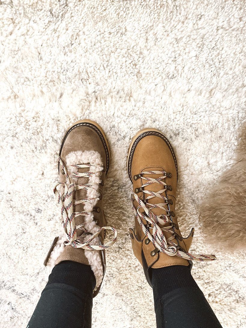 Cutest Hiking Boot | Winter boots women
