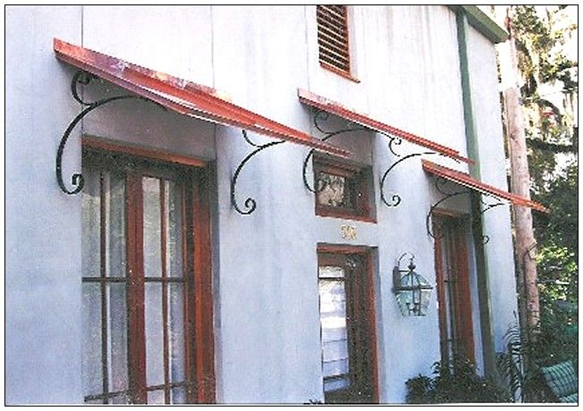 Pin By Forrest King On Eleuthera Exteriors Metal Awning
