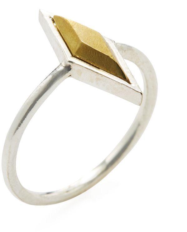Vanessa Mooney Wild Belle Earrings in Metallic Gold dKFRI