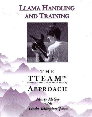 Llama Handling and Training The Team Approach by M. M. B