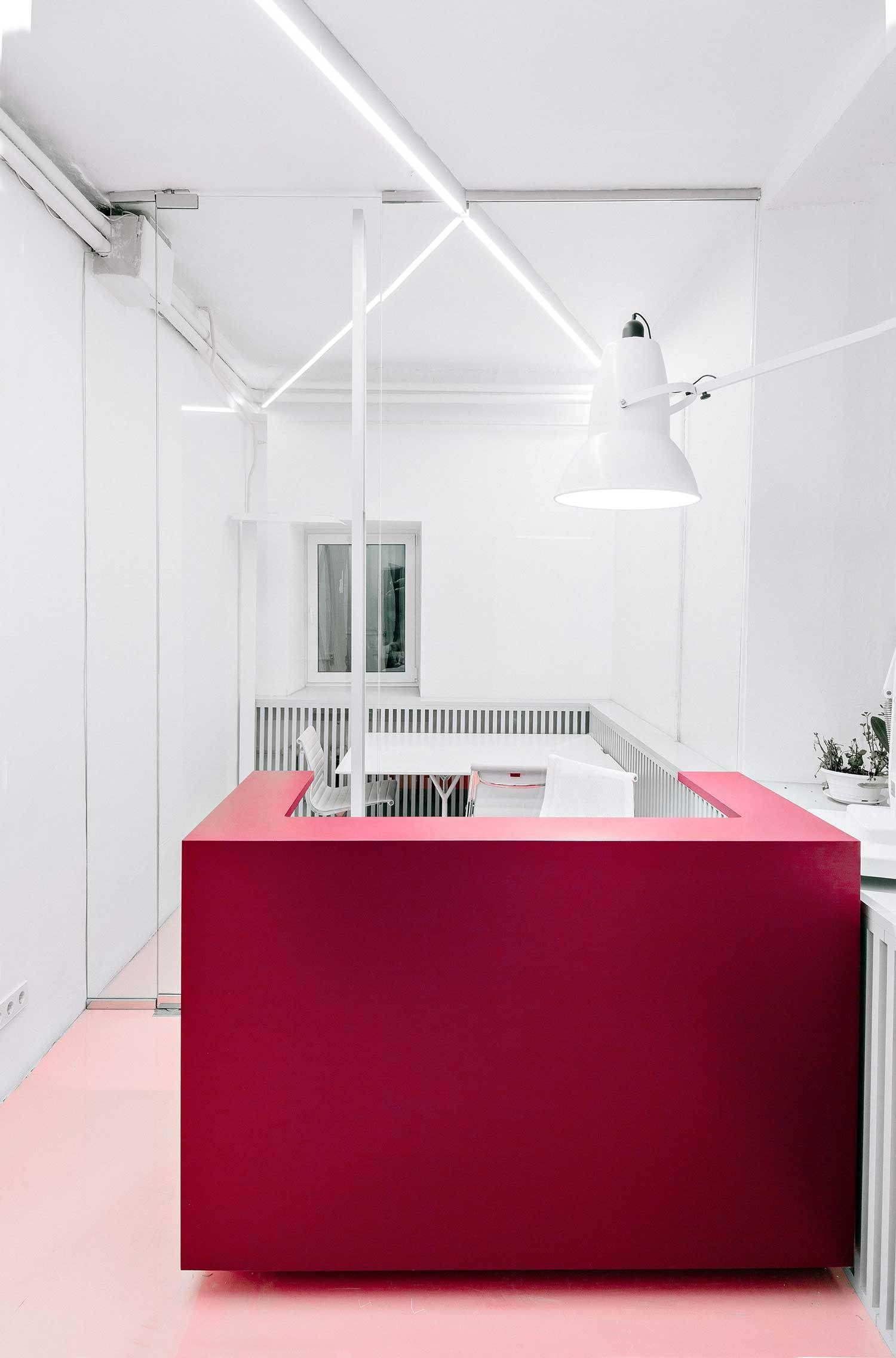 NGRS Recruiting Company HQ In Moscow By Crosby Studios.