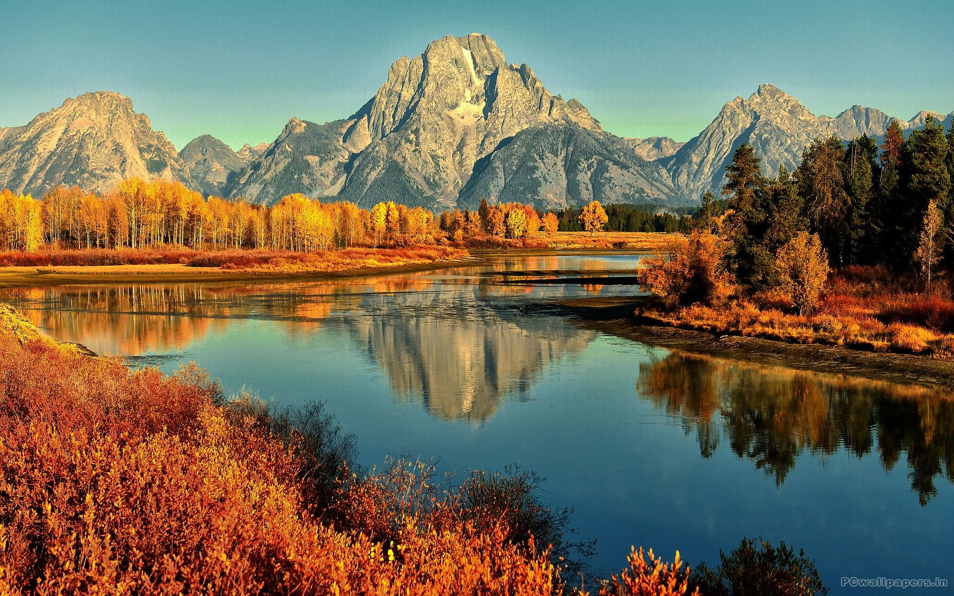 Fall Desktop Wallpaper Mountains Google Search Scenery Wallpaper Nature Pictures Autumn Scenery