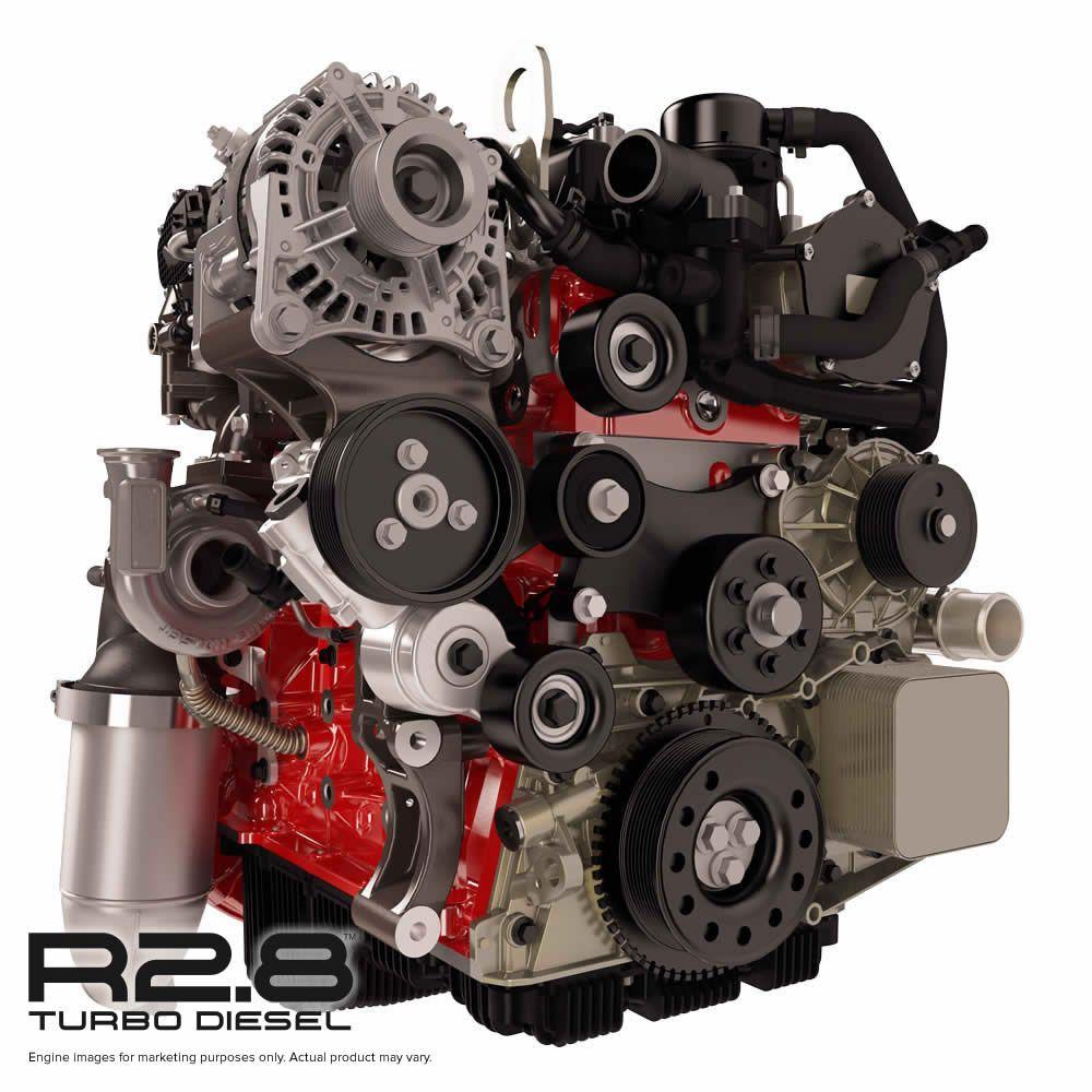 D B A C D B D C E Fc C on Jeep 6 Cylinder Crate Engine