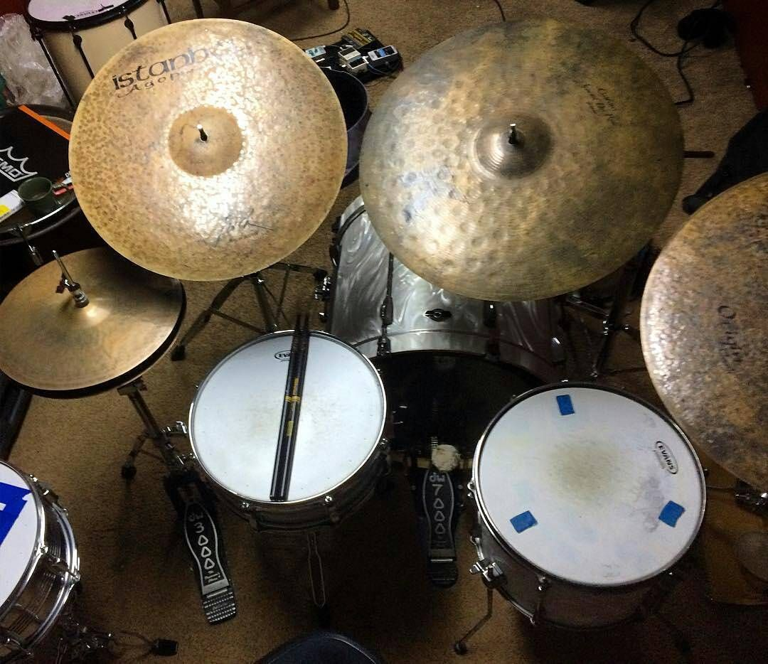 @dallasdawsonx3  #drumsview#drums#drumkit#drumset#percussion#drummer#percussionist#musician#drumstick#drum#drumming#drumlife#drumslife#drumporn#drumstagram#cymbals#drumsticks#lovedrums#instaview#art#rhythm#tempo#view#music#drumfam#instadrums#drumsfromabove#drumsetup by drumsview